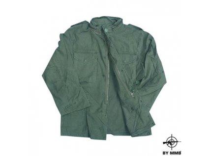 Kabát MMB US M65 NYCO Olive
