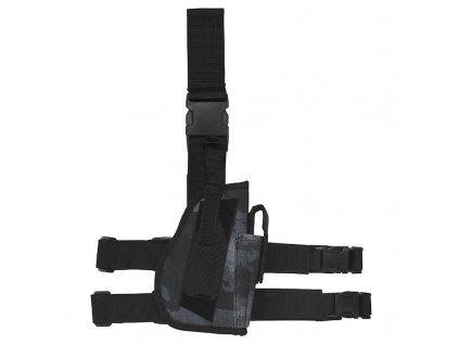 Pouzdro na pistoli stehenní pravé HDT Camo LE