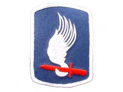 Nášivka US Army 173rd Airborne Division