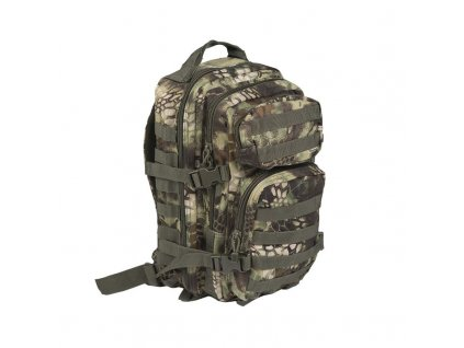 Batoh MIL-TEC US Assault Pack SM 20l Mandra Wood