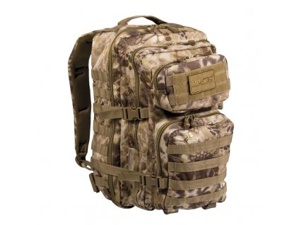 Batoh MIL-TEC US Assault Pack LG 36l Mandra Tan