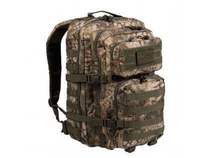 Batoh MIL-TEC US Assault Pack LG 36l Mandra Wood