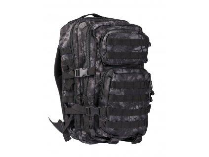 Batoh MIL TEC US Assault Pack LG 36l Mandra Night