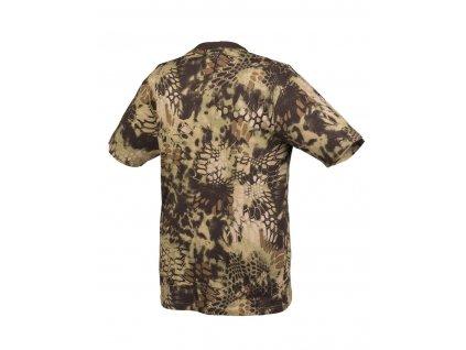 Tričko krátký rukáv US styl Mandra Wood