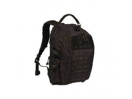 "Batoh MIL-TEC Mission pack ""LASER CUT"" 20l Black"
