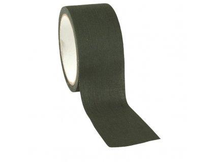 Textilní lepící páska Olive 10M