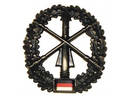 """Odznak na baret BW """"Heeresflugabwehr"""""""