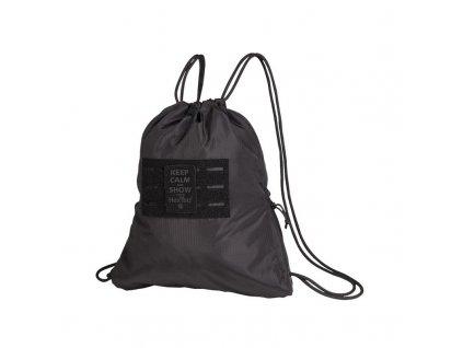 Sportovní vak MIL-TEC HEXTAC® 7l Black