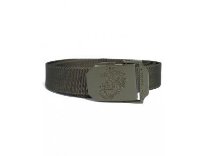 Pásek do kalhot MIL-TEC USMC Olive