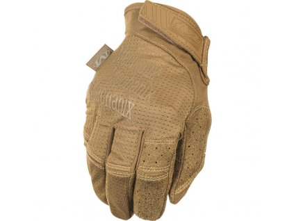 Rukavice Mechanix Vent Specialty Coyote