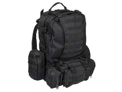 Batoh MIL-TEC US Defense Pack LG 36l Black
