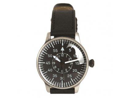 Hodinky MIL-TEC PILOT Quartz Vintage Black