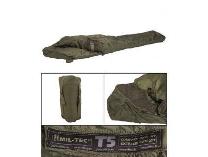 Spací pytel MIL-TEC Tactical 5 Olive