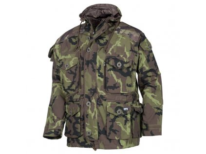 Kabát Max-Fuchs Commando Smock CZ 95