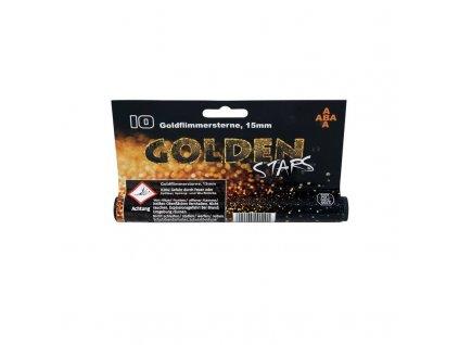 Pyro světlice ABA Golden stars 10ks