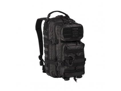 Batoh MIL-TEC US Assault Pack SM 20l TACTICAL Černý