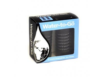 Filtr Water-to-Go pro lahev 75cl - sada 2ks
