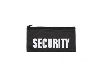 Nášivka MIL-TEC Security pro bundu ZIP-OFF - zadní