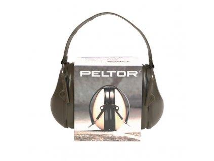 Chrániče sluchu PELTOR Bull´s Eye I Olive