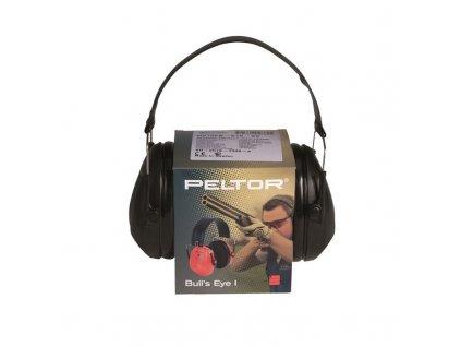 Chrániče sluchu PELTOR Bull´s Eye I Black
