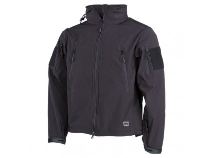 Bunda Max-Fuchs Softshell SCORPION Black