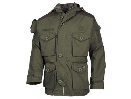 Kabát Max-Fuchs Commando Smock Olive