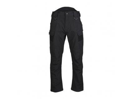 Kalhoty MIL-TEC Softshell Assault Black
