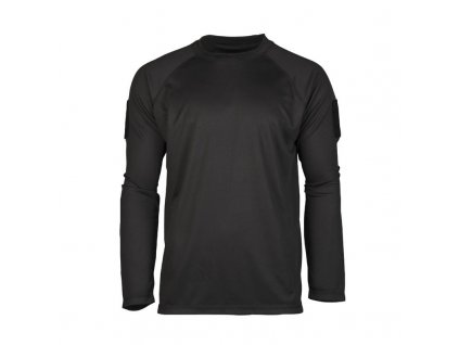 Tričko Tactical rychleschnoucí Black