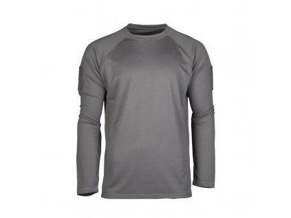 Tričko MIL-TEC Tactical rychleschnoucí Urban Grey