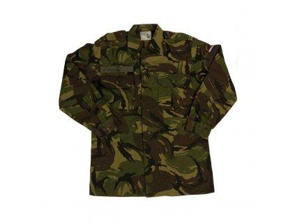 Košile Koninklijke Landmacht holandské armády - použitá