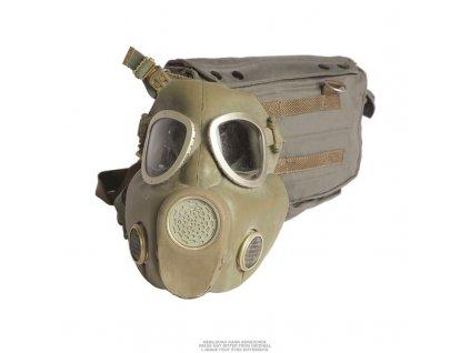 Plynová maska Wojsko Polskie MP-4 s obalem a filtrem