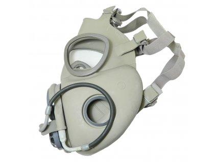Plynová maska ČSLA M10 s obalem a filtrem