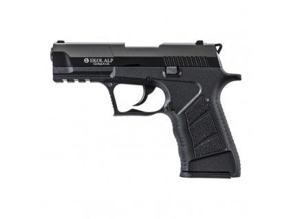 Plynová pistole Ekol/Voltran ALP Černá cal. 9 mm P.A.