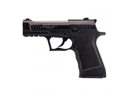 Plynová pistole Ekol/Voltran ALP 2 Černá cal. 9 mm P.A.