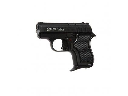 Plynová pistole BLOW Mini 8 Černá cal. 8 mm P.A.Knall