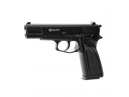 Plynová pistole BLOW Special 29 Černá cal. 9 mm P.A.Knall
