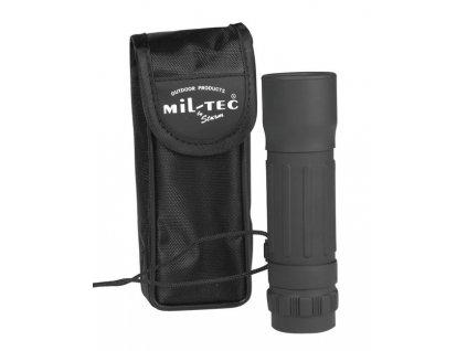 Dalekohled MIL-TEC Monokular 10 x 25 Černý
