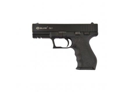 Plynová pistole BLOW TR17 Černá cal. 9 mm P.A.Knall