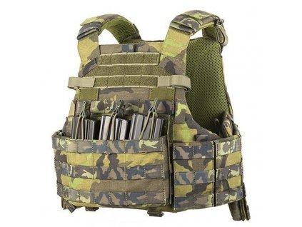 Taktická balistická vesta RAPTOR CZ 95