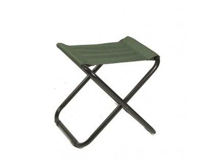 Skládací stolička MIL-TEC CAMPING Olive