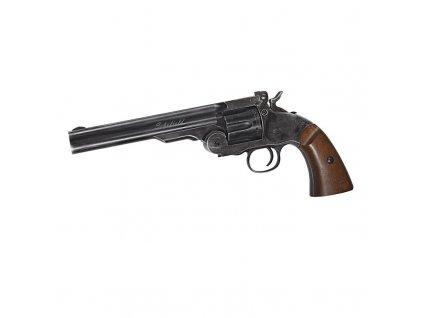 "Vzduchový revolver ASG Schofield 6"" 4,5 mm"