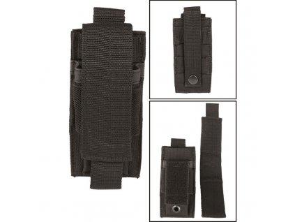 Sumka MIL-TEC na pistolový zásobník MOLLE Black