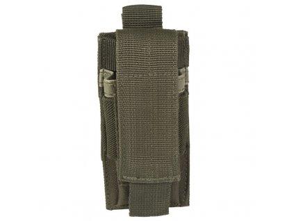 Sumka MIL-TEC na pistolový zásobník MOLLE Olive