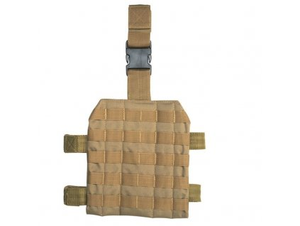Stehenní panel MOLLE Coyote