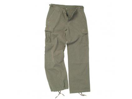 Kalhoty dámské MIL-TEC BDU R/S Olive