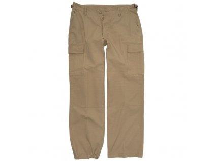 Kalhoty dámské MIL-TEC BDU R/S Khaki