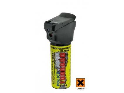 Sprejová svítilna ESP Police TORNADO 50 ml