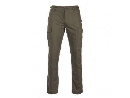 Kalhoty MIL-TEC BDU SLIM FIT Olive