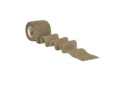 Páska MIL-TEC maskovací adhezivní Olive 50 mm - 4,5 m