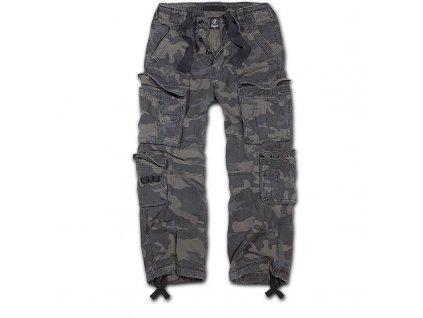 Kalhoty Brandit Pure Vintage Dark Camo